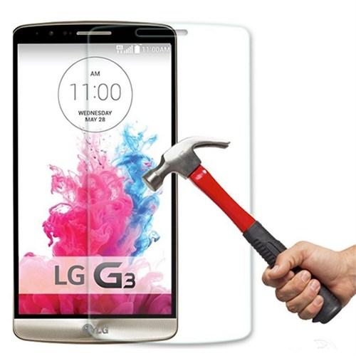 Apprise 9H LG G3 Mini Glass Pro Temperli Kırılmaz Cam Ekran Koruyucu