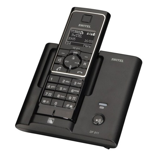 Switel DF 811 Ultra Slim Dect Telefon