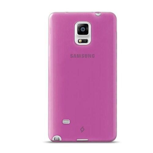 Ttec 2PNS10P Samsung Galaxy Note 4 Elasty SuperSlim Koruma Kapağı - Pembe