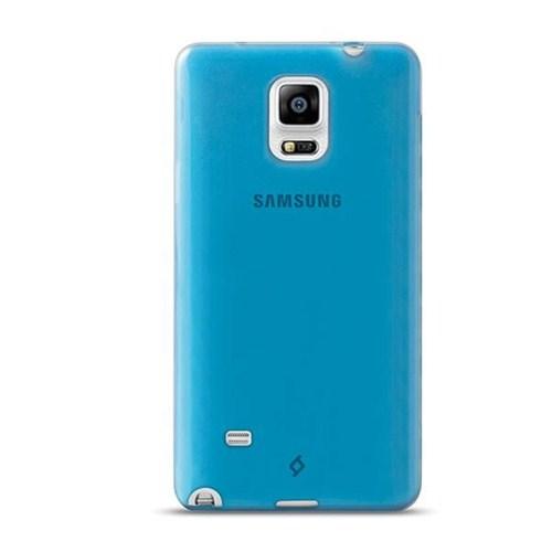 Ttec 2PNS10M Samsung Galaxy Note 4 Elasty SuperSlim Koruma Kapağı - Mavi
