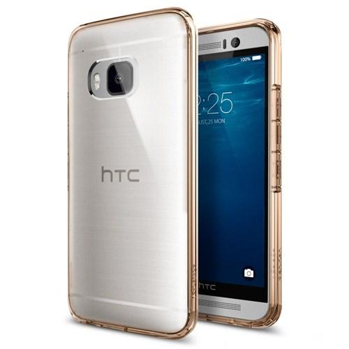Spigen Sgp HTC M9 Kılıf Ultra Hybrid Champagne Gold - SGP11383