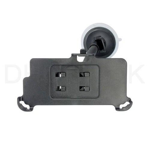 Markacase İphone 6 Araç Cam Vantuzlu Spiral Borulu Tutucu