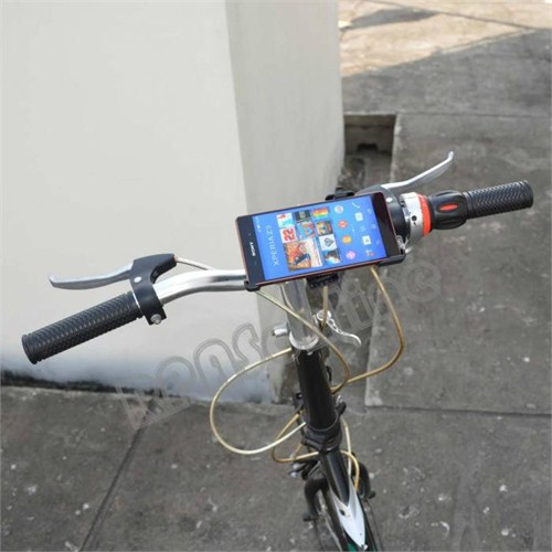 Markacase Sony Xperıa Z3 Bisiklet Gidon Tutucu