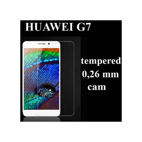 Markacase Huawei G7 Tempered Kırılmaz Cam 0,26 Mm