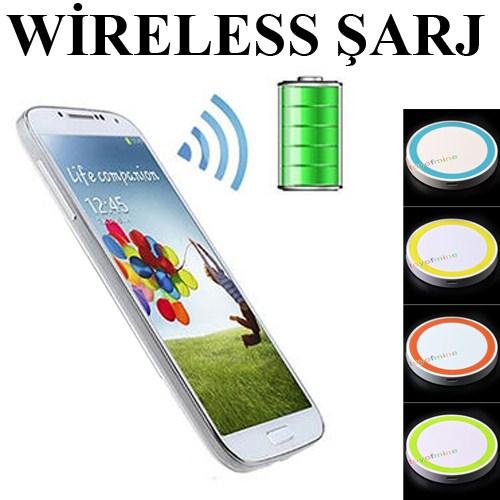 Markacase Wireless Kablosuz Şarj Cihazı Portatif