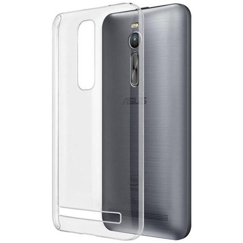 Microsonic Kristal Şeffaf Asus Zenfone 2 5.5'' Kılıf