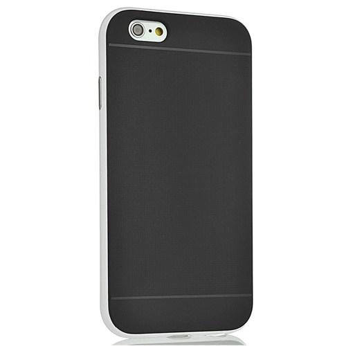 Cover Me İphone 6 Kılıf Hybrid Silikon Beyaz