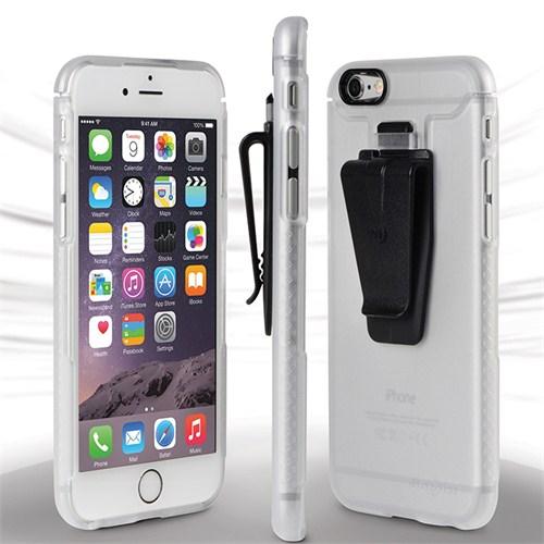 Nite Ize Apple iPhone 6 Connect Case Kılıf / Clear - CNTI6-04-R8