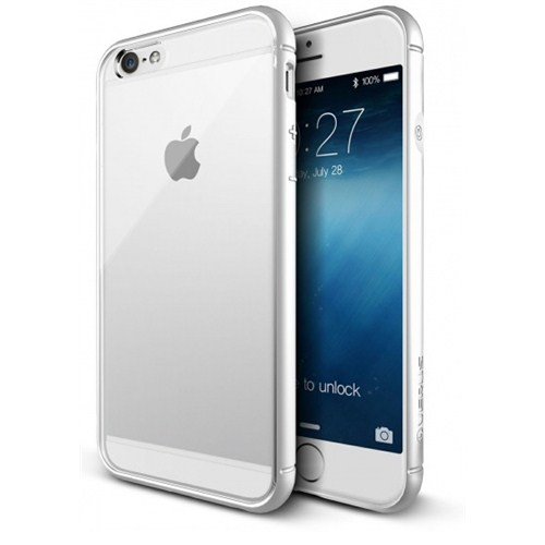 VERUS İphone 6 Kılıf Verus Case Crystal Mixx Series Beyaz
