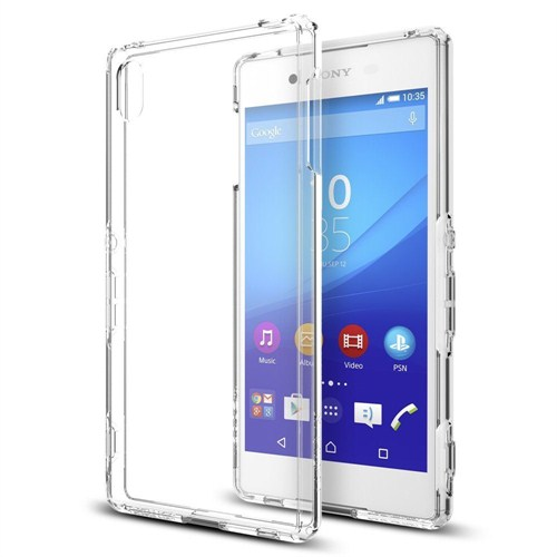 Spigen Sgp Sony Xperia Z3 + Plus Case Ultra Hybrid Crystal Clear - SGP11539
