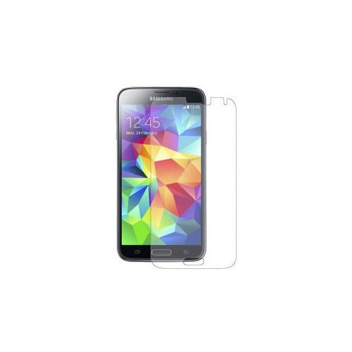 CoverZone Samsung Galaxy S5 Temperli Cam Filmi