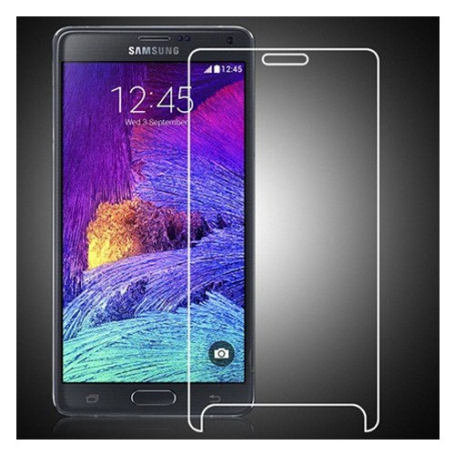 CoverZone Samsung Galaxy Note 4 Temperli Cam Filmi