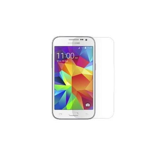 CoverZone Samsung Galaxy Core Prime Temperli Cam Filmi