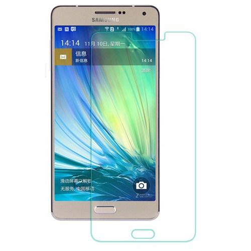 CoverZone Samsung Galaxy A7 Temperli Cam Filmi