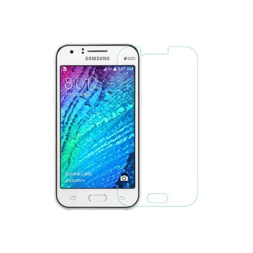 CoverZone Samsung Galaxy J1 Temperli Cam Filmi