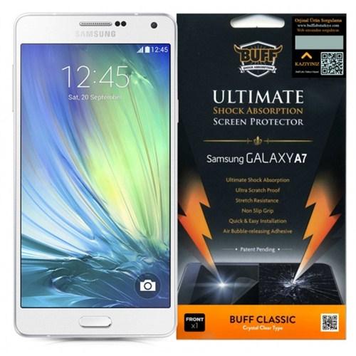 Buff Samsung Galaxy A7 Darbe Emici Ekran Koruyucu Film
