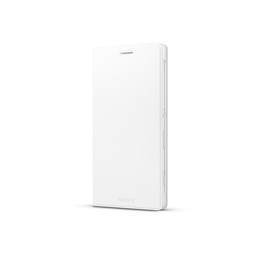 Sony SCR38 Xperia C4 ve C4 Dual Stand Kılıf Beyaz