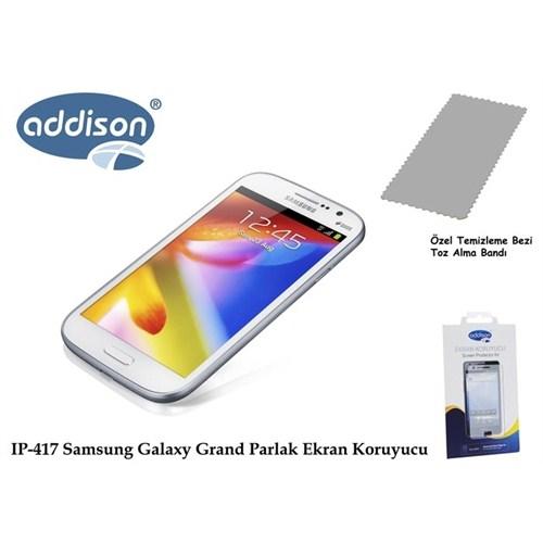 Addison Ip-417 Samsung Galaxy Grand Ultra Şeffaf Ekran Koruyucu