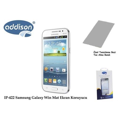 Addison Ip-422 Samsung Galaxy Win Mat Ekran Koruyucu