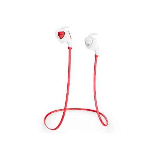 Bluedio Q5 Hurricane Bluetooth Spor Kulaklık - Kırmızı