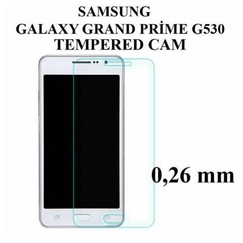 Markacase Galaxy Grand Prıme G530 Tempered Cam 0,26Mm