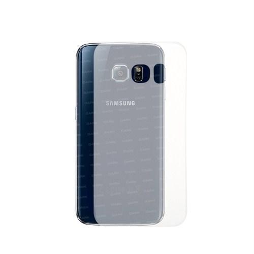 Dark Samsung Galaxy S6 Edge 0,3mm Ultra İnce Mat Kılıf (DK-AC-CPSMS6E01)