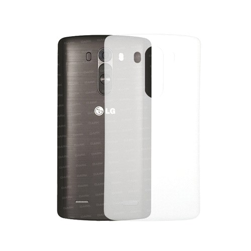 Dark LG G3 0,3mm Ultra İnce Mat Kılıf (DK-AC-CPLG301)