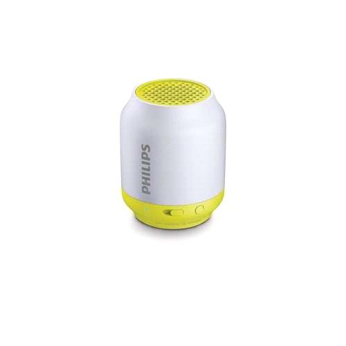 Philips BT50L/00 Taşınabilir Kablosuz Bluetooth Hoparlör Sarı