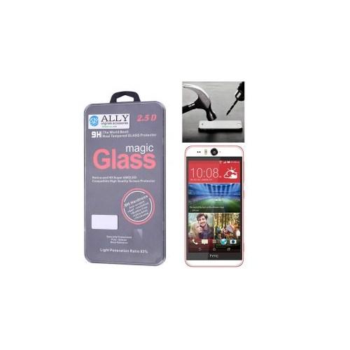 Ally Htc Desire Eye Glass Tempered Kırılmaz Cam Ekran Koruyucu