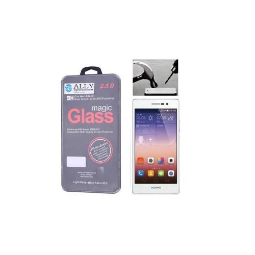 Ally Huawei Ascend P7 Glass Tempered Kırılmaz Cam Ekran Koruyucu