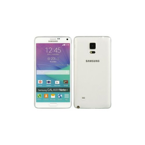 Ally Samsung Galaxy Note 4 N910fq Spada Soft Ultra İnce Silikon Kılıf