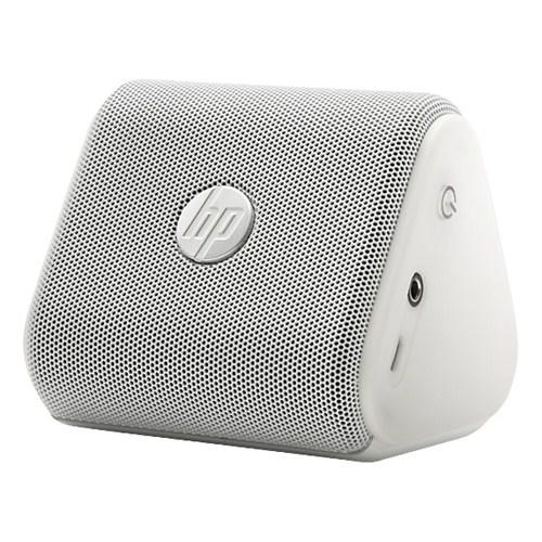 HP Roar Bluetooth Hoparlör Beyaz - G1K47AA