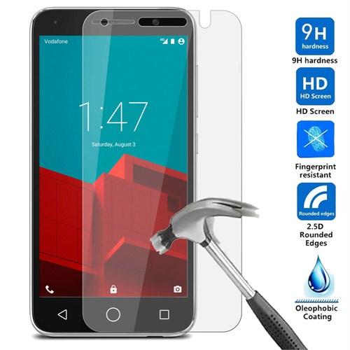 Case 4U Vodafone Smart 6 Cam Ekran Koruyucu