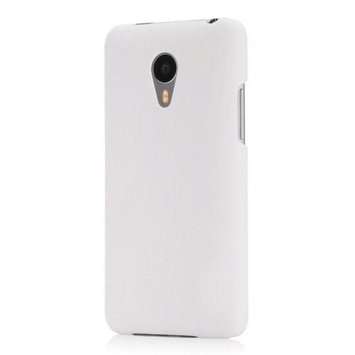 Microsonic Meizu Mx4 Kılıf Premium Slim Beyaz