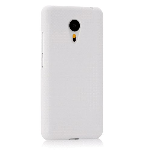 Microsonic Meizu Mx5 Kılıf Premium Slim Beyaz
