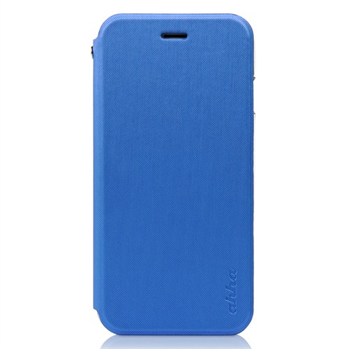 Ahha İphone 6 4.7 Norris Skinny Flip Case Lagoon Blue
