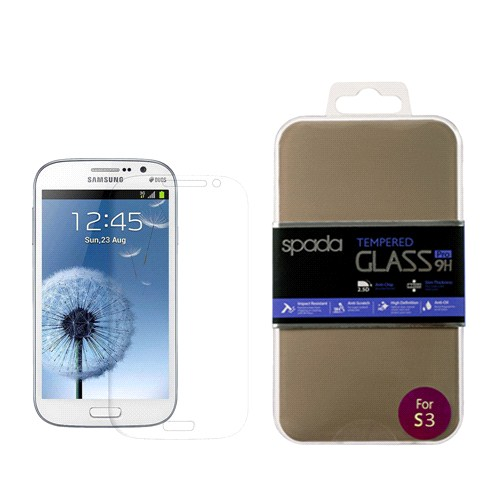Spada Galaxy S3 Glass Ekran Koruyucu