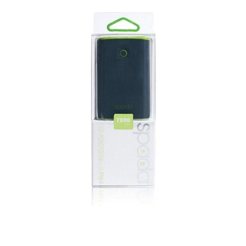 Spada 7800 Mah Powerbank Yeşil