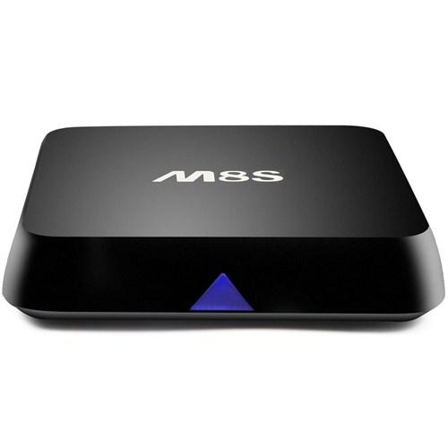 Case 4U M8S Android Tv Box 2GB RAM 8GB ROM