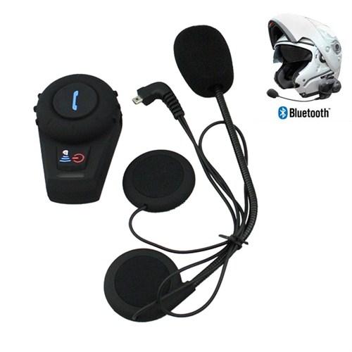 Case 4U Motorsiklet Bluetooth Kulaklık (Intercom özellikli,max 2 kişi)