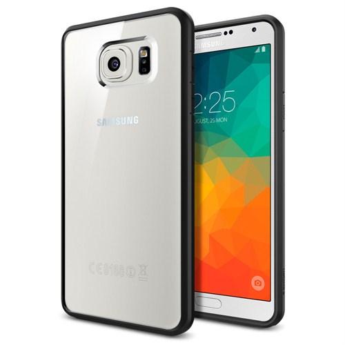 Spigen Samsung Galaxy Note 5 Kılıf Ultra Hybrid Black - SGP11709