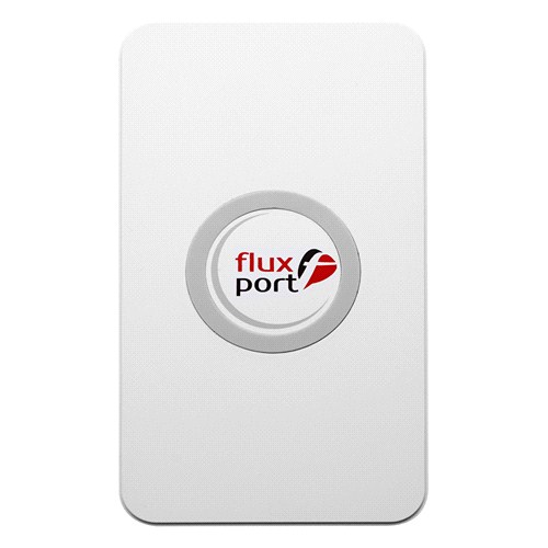 FluxPort Accu 100 Beyaz 10000 mAh Wireless Charger(Taşınabilir Kablosuz Şarj Cihazı) - FP-A-005