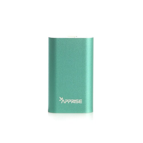 Apprise 3200 mAh Mini Alüminyum Kasa Taşınabilir Şarj Cihazı Turkuaz