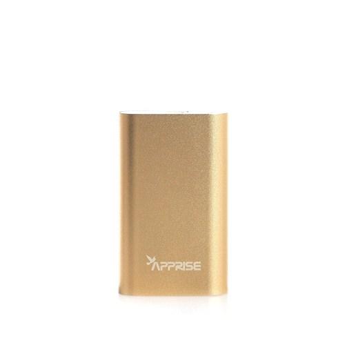 Apprise 3200 mAh Mini Alüminyum Kasa Taşınabilir Şarj Cihazı Gold