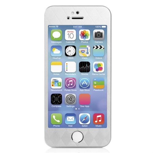 Ahha İphone 5,5S Alves Slim Clamshell Arctic White