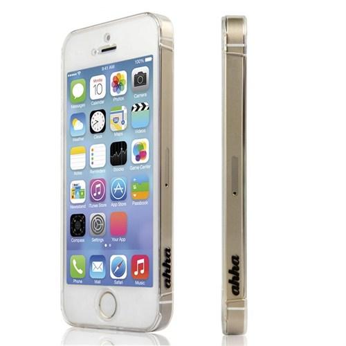 Ahha İphone 5,5S Philo Slim Clamshell Clear