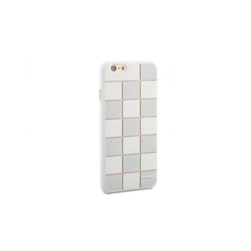 """Addison Ip-663 Beyaz İphone 6 4.7"""" Desenli Koruma Kılıfı"""