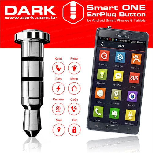 Dark Smart ONE Akıllı Tuş (DK-AC-CPB01)