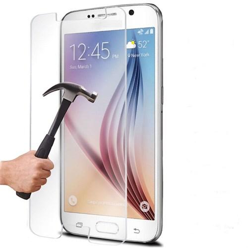 Lopard Samsung Galaxy S6 Kırılmaz Cam Temperli Ekran Koruyucu