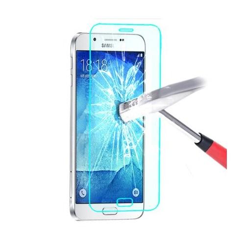 Lopard Samsung Galaxy A8 Kırılmaz Cam Temperli Ekran Koruyucu